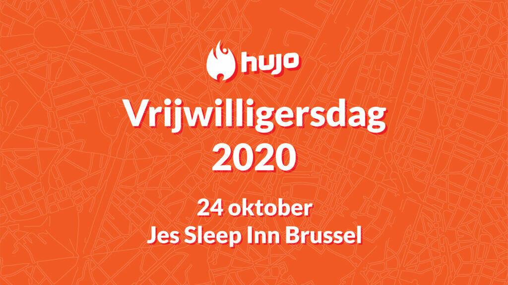 GEANNULEERD – Hujo's Vrijwilligersdag 2020