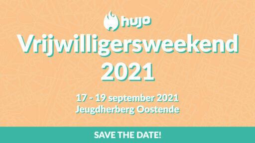 Hujo's Vrijwilligersweekend 2021