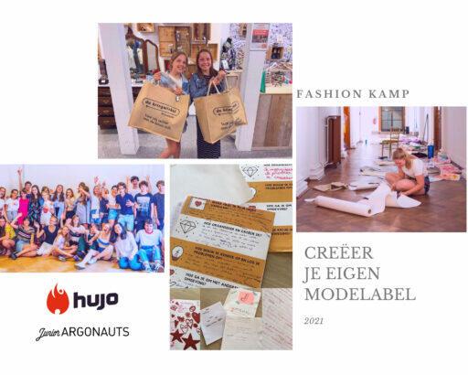 Creëer je eigen modelabel – Modekamp
