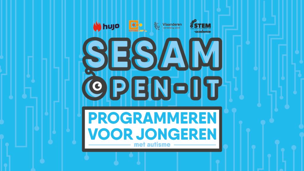 Sesam Open-IT: Programmeren voor kinderen met autisme