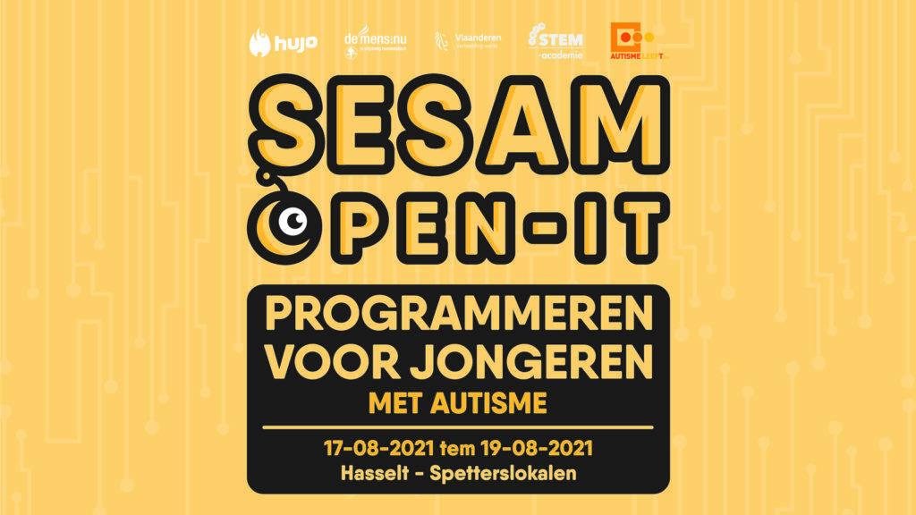(Volzet) Sesam Open-IT Hasselt (voor jongeren met autisme)