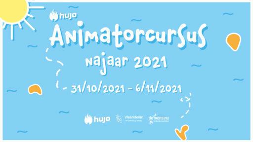 Animatorcursus najaar 2021