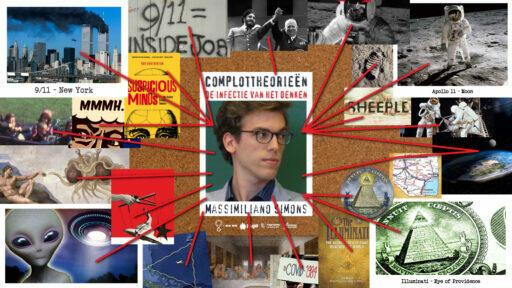 T Vrije Brein gaat live: Complottheorieën – De infectie van het denken