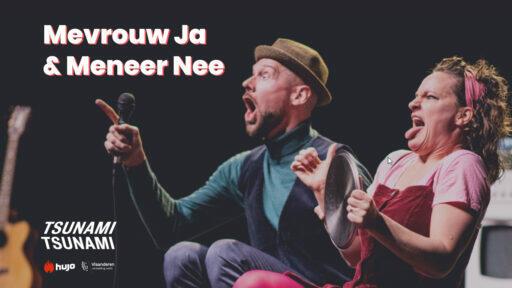 Kindertheater: 'Mevrouw Ja & Meneer Nee'